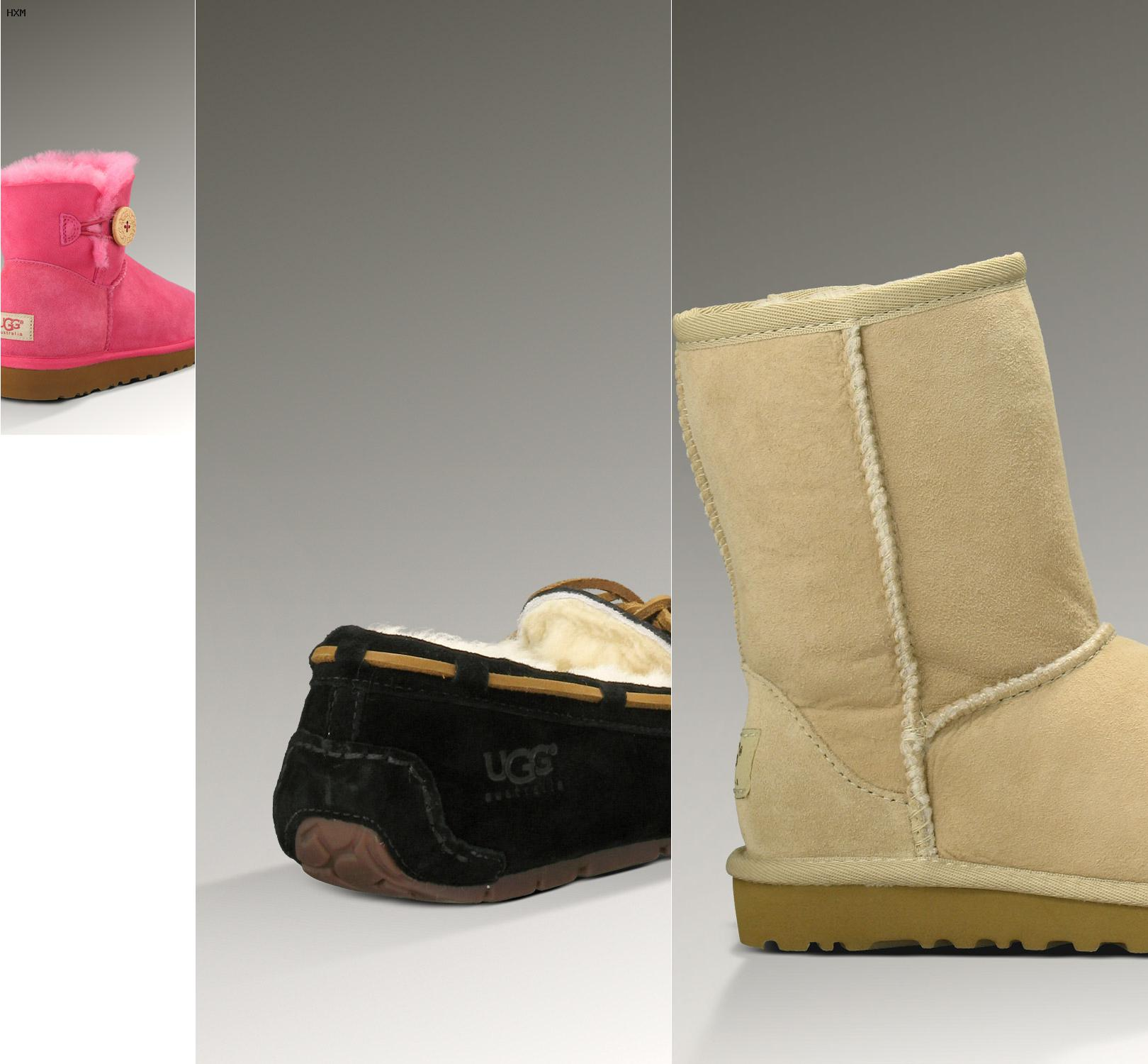 bottes style ugg pas cher