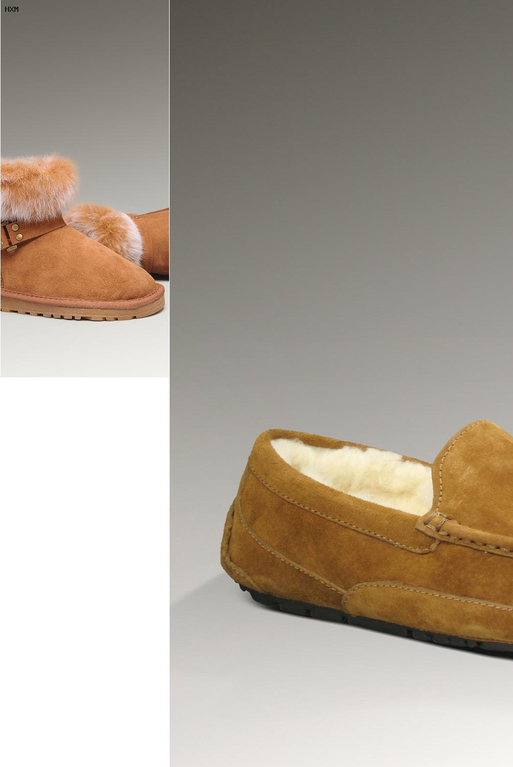 chaussure style ugg