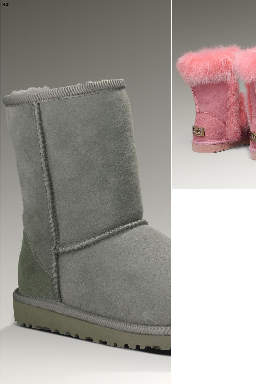 boots ugg femme soldes