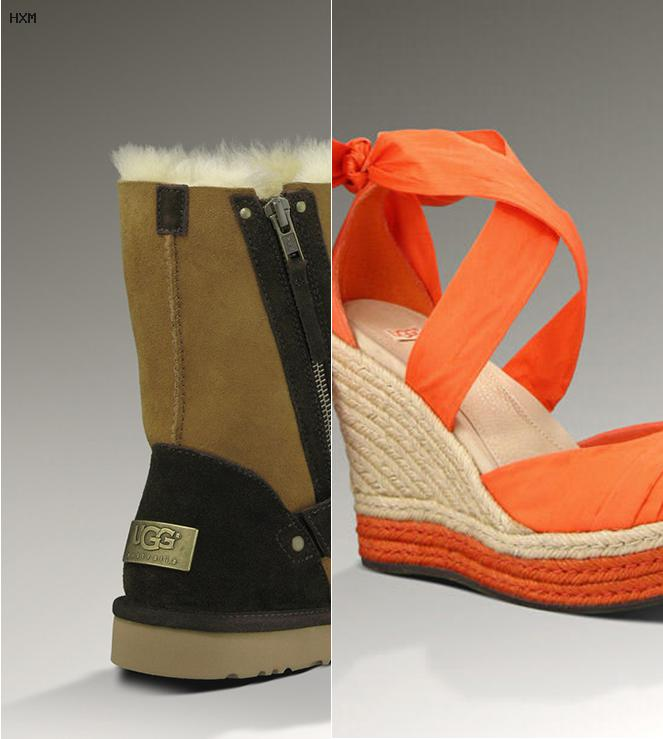 taille boots ugg
